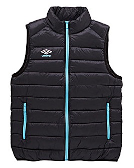 Umbro Ultra Light Poly Fill Gilet