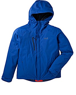 Jack Wolfskin Royal Blue Troposphere Padded Jacket