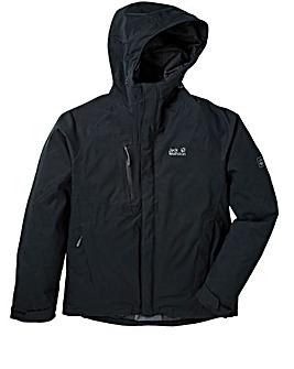 Jack Wolfskin Black Troposphere Jacket