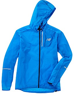 New Balance Packable Reflective Jacket