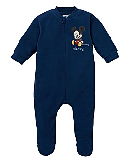 Mickey Mouse Fleece Sleepsuit