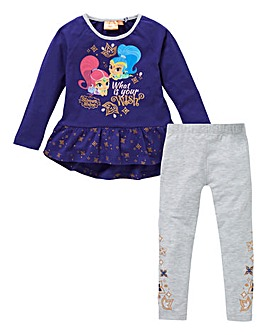 Shimmer and Shine Girls Pyjamas