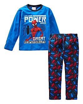 Spiderman Boys Print Pant Pyjamas