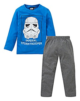 Star Wars Boys Storm Trooper Pyjamas