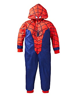 Spiderman Boys Onesie