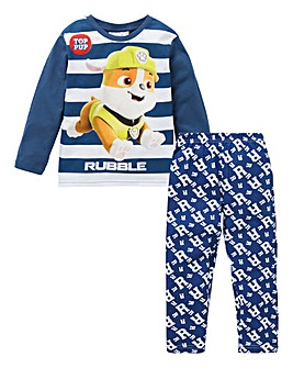 Paw Patrol Rubble Boys Pyjamas