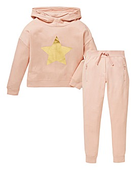 KD Girls Star Tracksuit