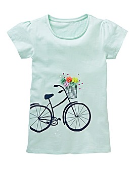 KD Girls Bicycle Tee