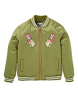 KD Girls Souvenir Bomber Jacket