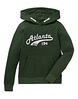 Boys Hooded Sweatshirt