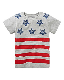KD Boys Stars and Stripes T-Shirt