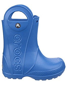Crocs Handy the Rain Kids Boots