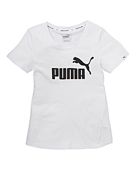 Puma Girls Essential No.1 T-Shirt