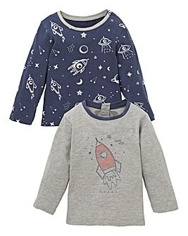 KD Baby Boy Pack of Two T-Shirts