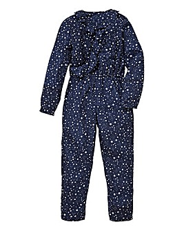 KD Girls Star Print Jumpsuit