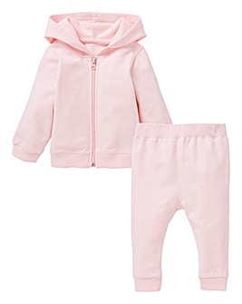 KD Baby Girl Teddy Face Tracksuit