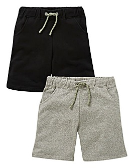 KD Boys Pack of Two Shorts