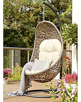 LG Outdoor Hanging Egg Chair