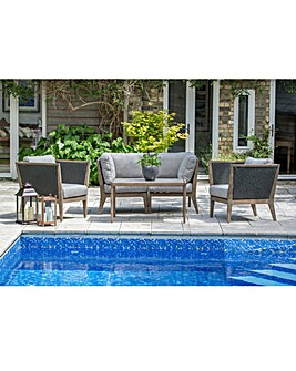 LG Outdoor Panama Lounge Set