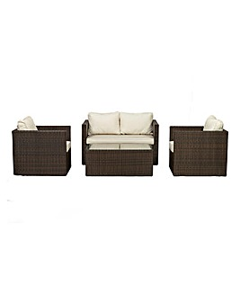 Cannes Corner Lounging Coffee Set