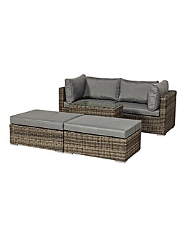 Lyon 4 seater multi Setting Relaxer Set