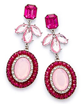 Jewelled Statement Earrings
