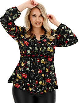 Joe Browns Moonlit Hummingbird Blouse