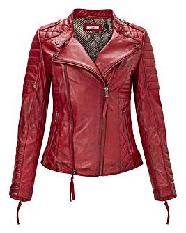 Joe Browns Ravishing Leather Jacket