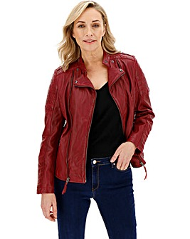 Joe Browns Ravishing Leather Jacket