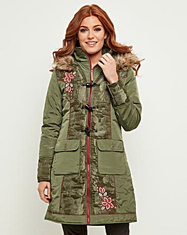 Joe Browns Favourite Parka