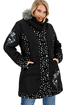 Joe Browns Animal Magic Parka
