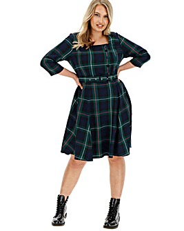 Joe Browns Vintage Check Dress