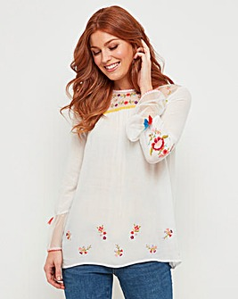 Joe Browns Embroidered Blouse