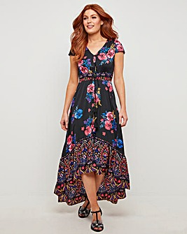 Joe Browns Funky Fishtail Border Dress