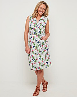Joe Browns Delightful Button Up Dress