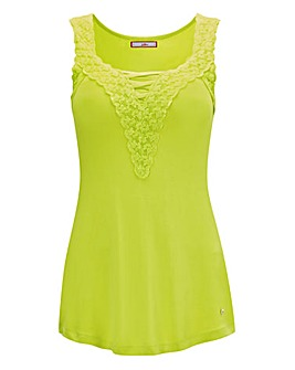 Joe Browns Simple Lace Top