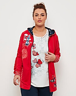Joe Browns Nautical Hoody Jacket