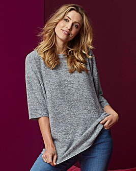Soft Touch Short Sleeve Tunic
