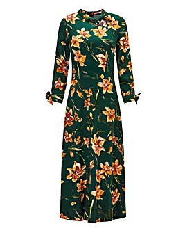 Joe Browns Floral Blooms Midi Dress