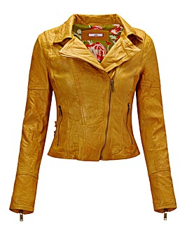 Joe Browns Funky Leather Jacket