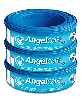 Angelcare Refill Cassettes 3 pack - UK