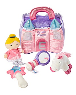 Personalised Gund Princess castle Play S