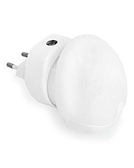 Pabobo Plug In Nightlight Light Sensor