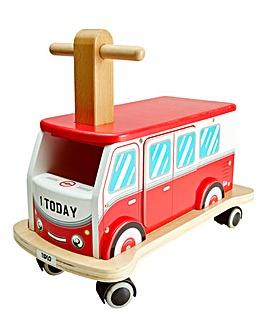 Personalised Tidlo Camper Van Ride On