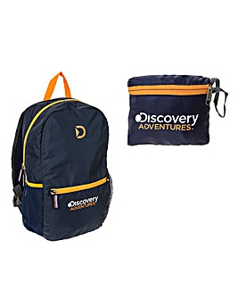 Discovery Adventures 5L Folding Day Pack