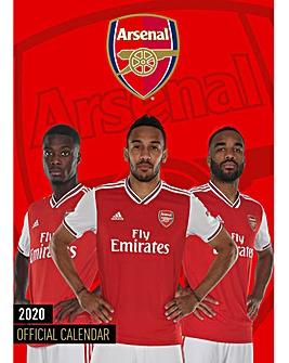 Arsenal FC A3 Calendar