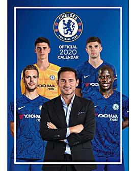 Chelsea FC A3 Calendar