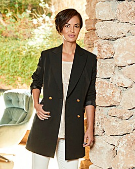 Joanna Hope Black Tailored Blazer