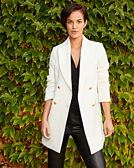 Joanna Hope Black Tailored Blazer