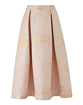 Joanna Hope Jacquard Prom Skirt